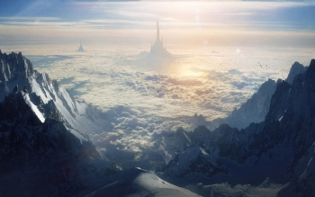 Science-Fiction - Landschaft Wallpapers and Backgrounds ID : 456507