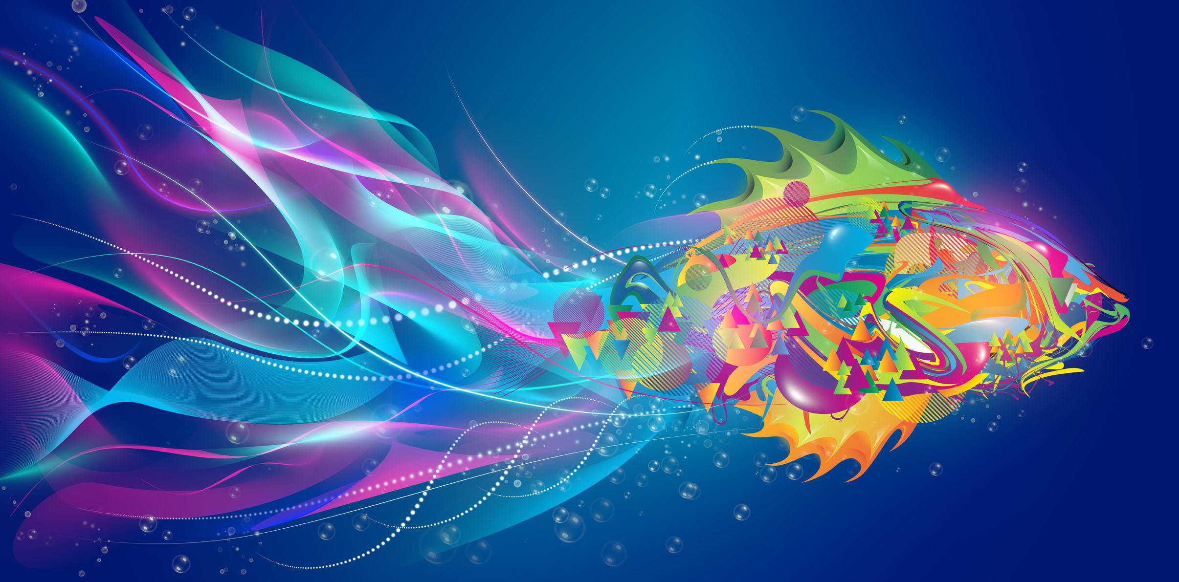 Picture Abstract Art In Hd Painting Free: Artistic Full HD Wallpaper And Background Image