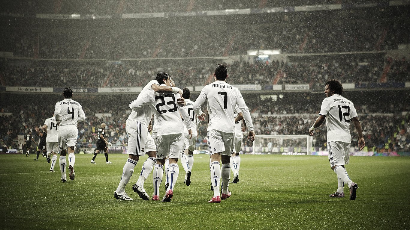 67 Real Madrid C F Hd Wallpapers Background Images Wallpaper Abyss