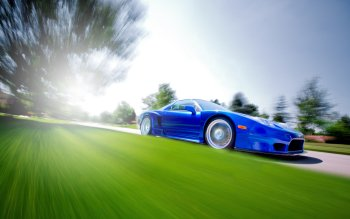 Vehicles - Honda NSX Wallpapers and Backgrounds ID : 457318