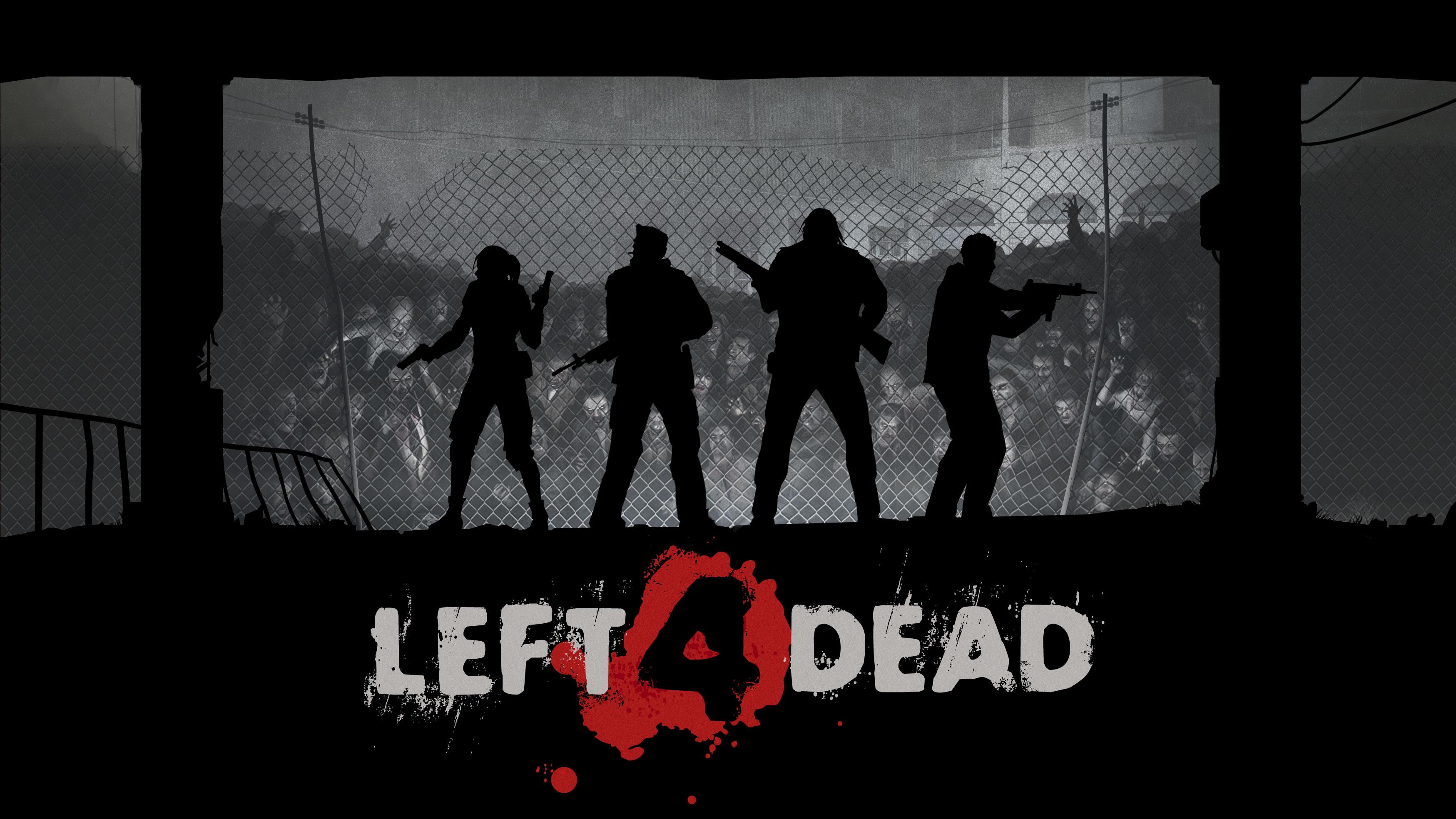 Left 4 Dead Fondo De Pantalla Hd Fondo De Escritorio