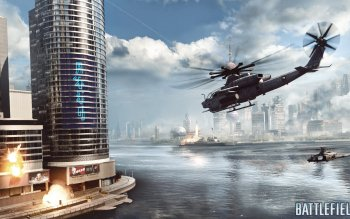 Video Game - Battlefield 4 Wallpapers and Backgrounds ID : 458031