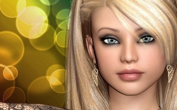 CGI - Women Wallpapers and Backgrounds ID : 458741