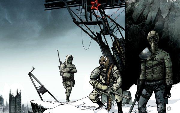 Sci Fi War HD Wallpaper   Background Image
