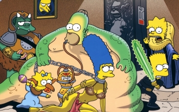 TV Show - The Simpsons Wallpapers and Backgrounds ID : 460198