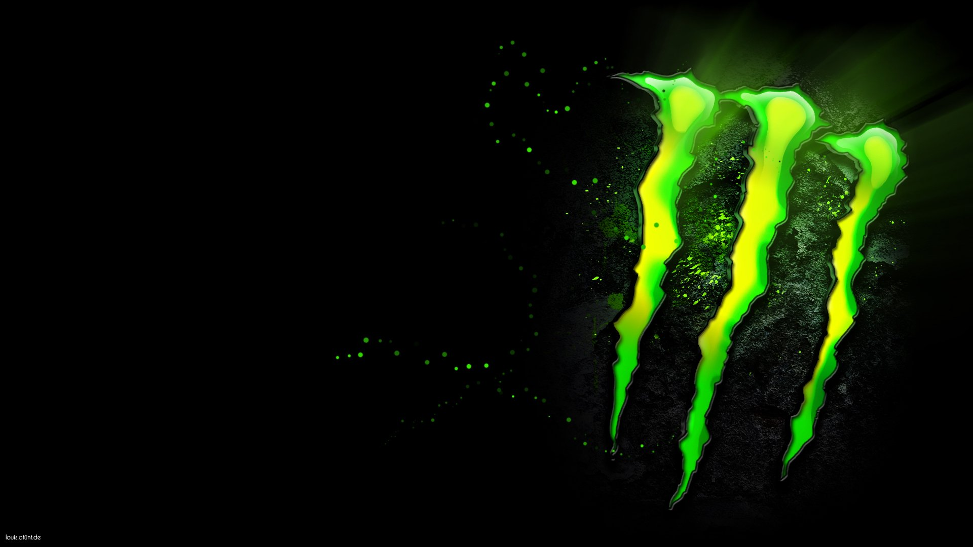 Monster hd wallpaper background image 1920x1080 id 461037 wallpaper abyss - Monster energy wallpaper download ...