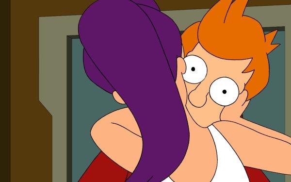 TV Show Futurama Fry Turanga Leela Leela Philip J. Fry HD Wallpaper | Background Image