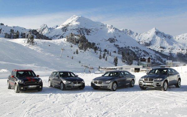 Vehicles 2013 Bmw 7-Series BMW HD Wallpaper   Background Image