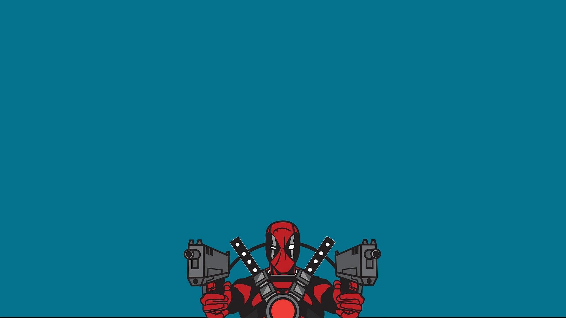 Deadpool Hd Wallpaper Background Image 1920x1080 Id 463101