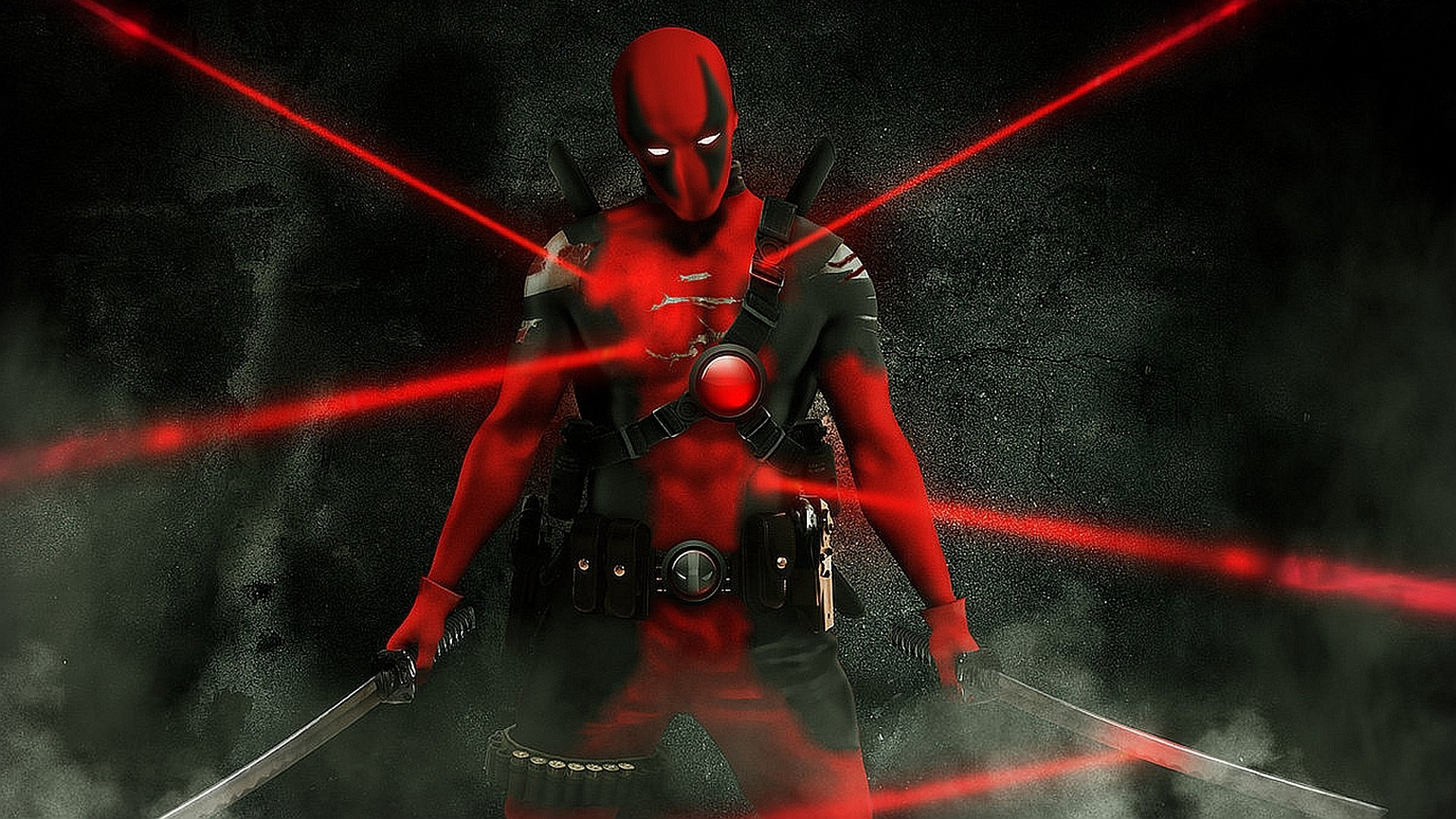 Comics - Deadpool  Merc with a Mouth Wallpaper