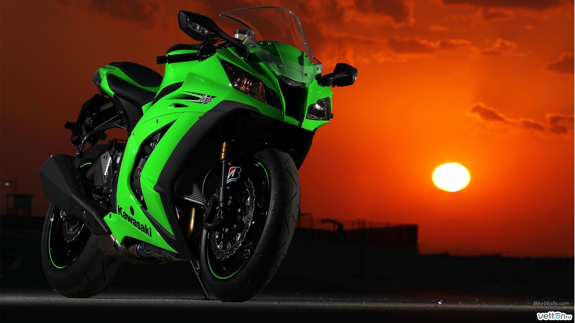 6 kawasaki ninja zx-10r hd wallpapers | background images