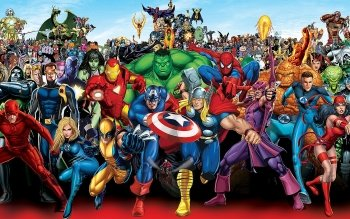 Comics - Marvel Wallpapers and Backgrounds ID : 463478
