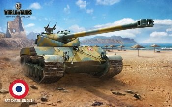 Video Game - World Of Tanks Wallpapers and Backgrounds ID : 463547