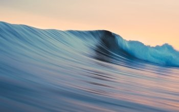Abstract - Wave Wallpapers and Backgrounds ID : 463891