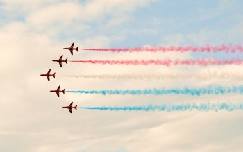 Militär - Air Show Wallpapers and Backgrounds ID : 463901
