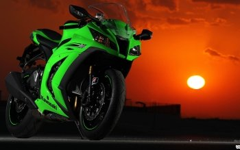 Voertuigen - Kawasaki Ninja Zx-10r Wallpapers and Backgrounds ID : 463958