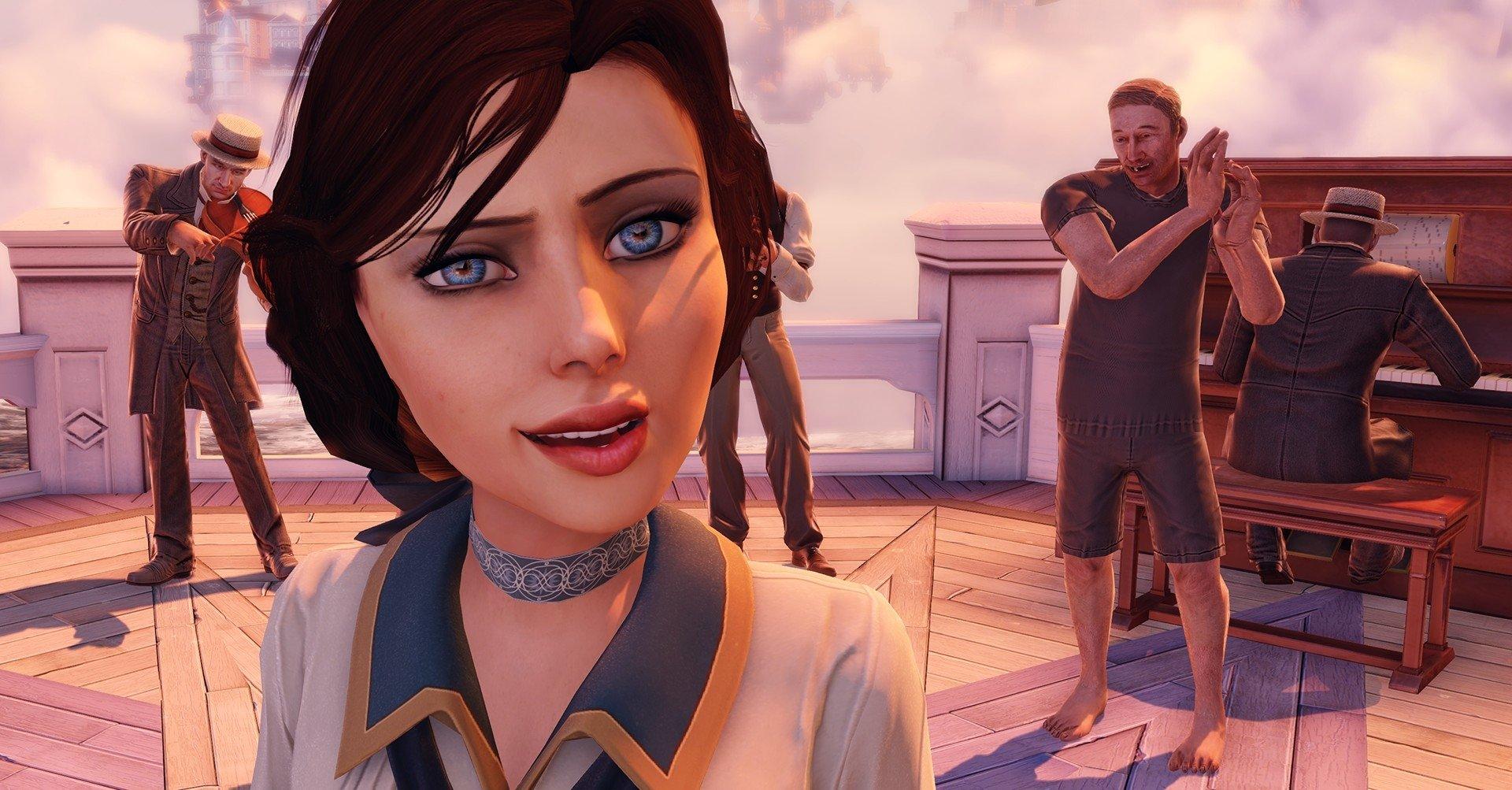 Video Game - Bioshock Infinite  Elizabeth (Bioshock Infinite) Wallpaper