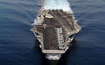 Military - Uss Ronald Reagan (cvn-76) Wallpapers and Backgrounds ID : 464096