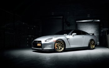 Vehicles - Nissan GT-R Wallpapers and Backgrounds ID : 464431