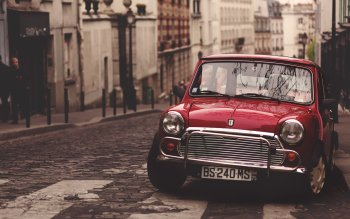 Vehicles - Mini Cooper Wallpapers and Backgrounds ID : 464684