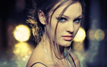 Women - Candice Swanepoel Wallpapers and Backgrounds