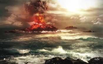 Earth - Volcano Wallpapers and Backgrounds ID : 465639