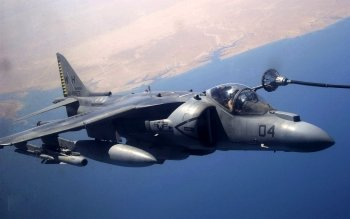 Military - McDonnell Douglas AV-8B Harrier II Wallpapers and Backgrounds ID : 465645