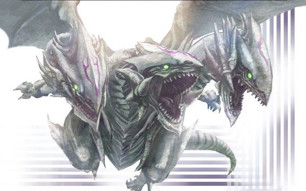 Anime Yu-Gi-Oh! Dragon HD Wallpaper | Background Image