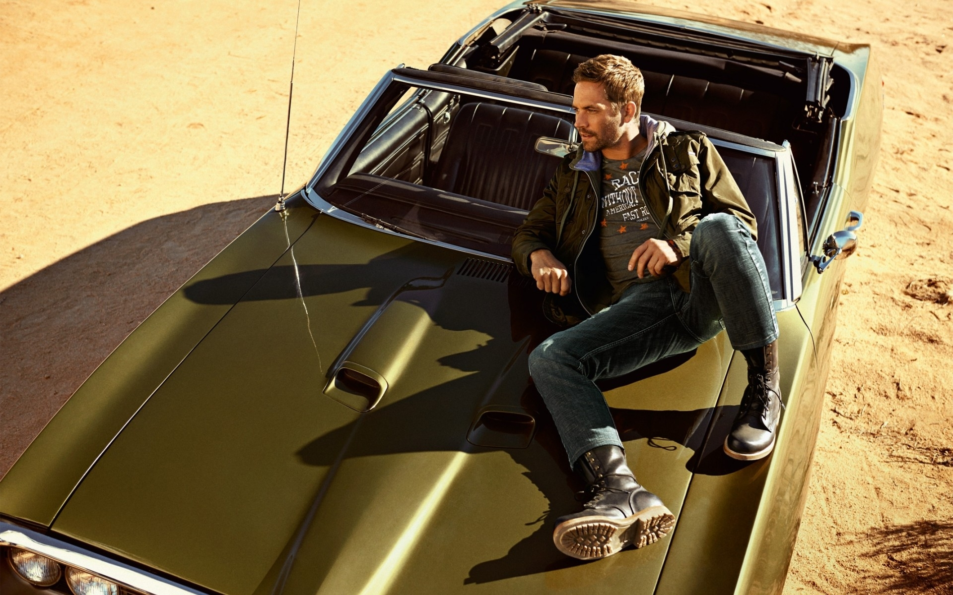 Paul-Walker Full HD Duvarkağıdı And Arka Plan