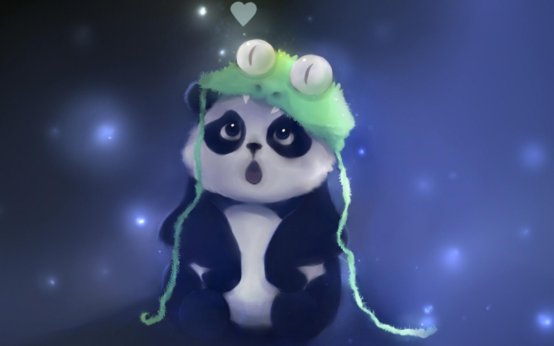 大熊猫图片大全 高清大图 动物壁纸-第1张