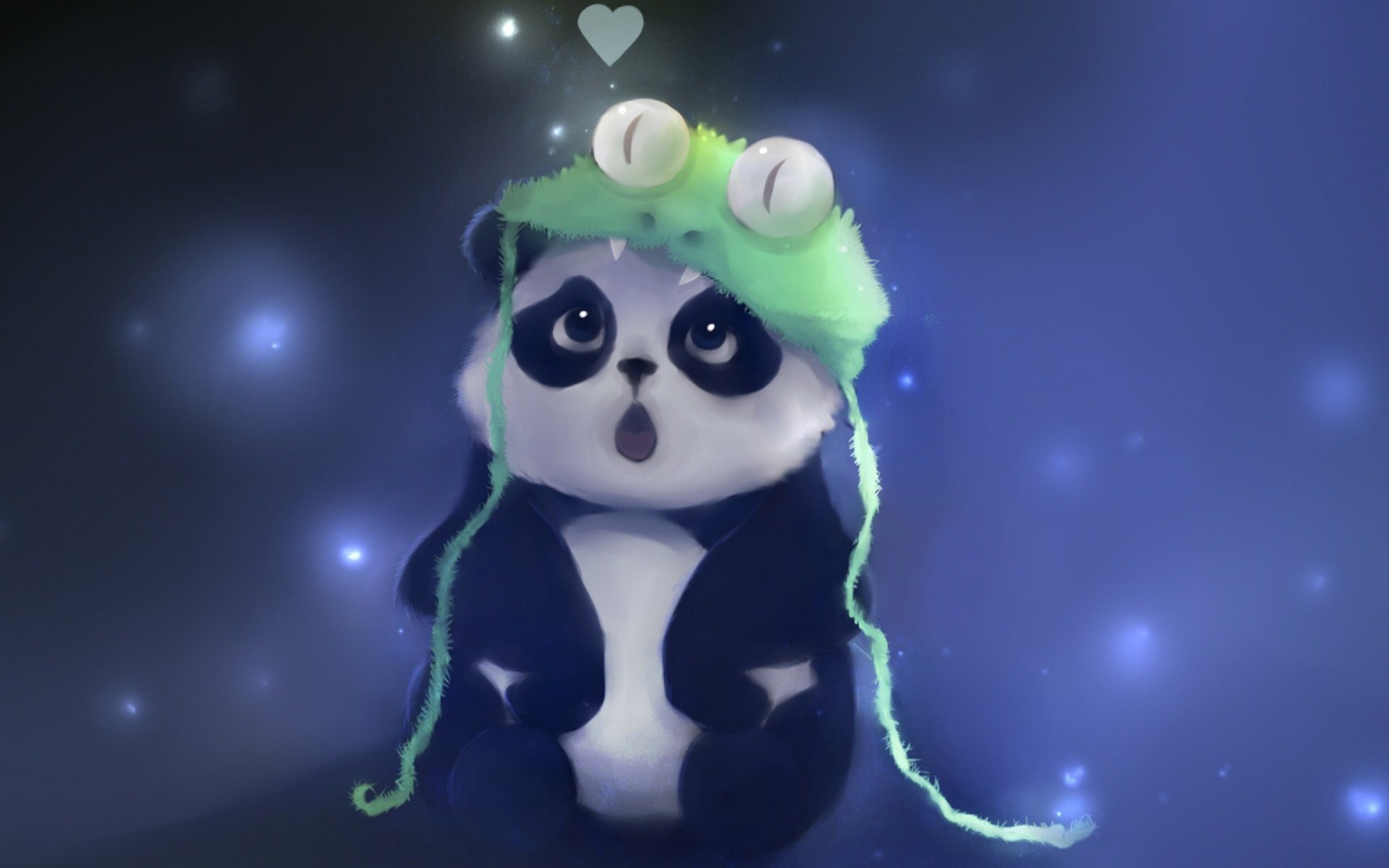 Panda Bear Cute Animal Picture Wallpaper Deskt #1386 Wallpaper ...