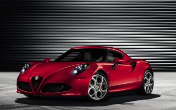 Vehicles - 2014 Alfa Romeo 4C Wallpapers and Backgrounds ID : 466832