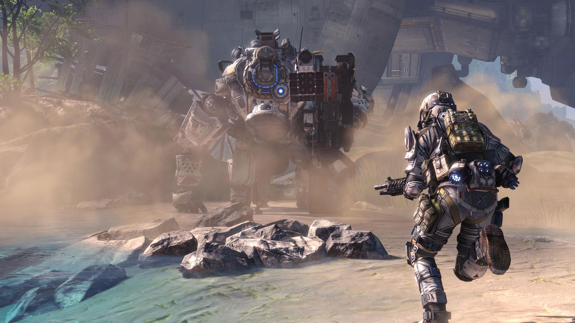 titanfall full hd wallpaper and background image | 1920x1080 | id:467035