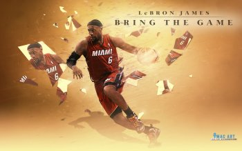 Sports - LeBron James Wallpapers and Backgrounds ID : 467386