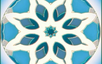 Abstract - Fractal Mandala Wallpapers and Backgrounds ID : 467530