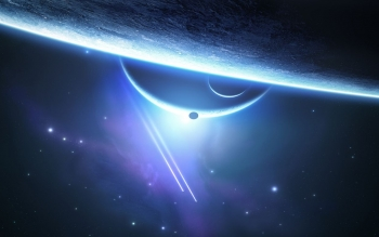 Ciencia Ficción - Planetscape Wallpapers and Backgrounds ID : 467699