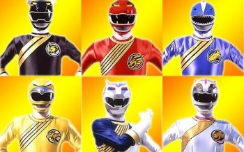 TV Show - Power Rangers Wallpapers and Backgrounds ID : 467716