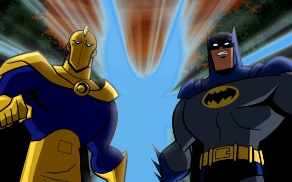 TV Show Batman: The Brave And The Bold Batman Doctor Fate HD Wallpaper | Background Image
