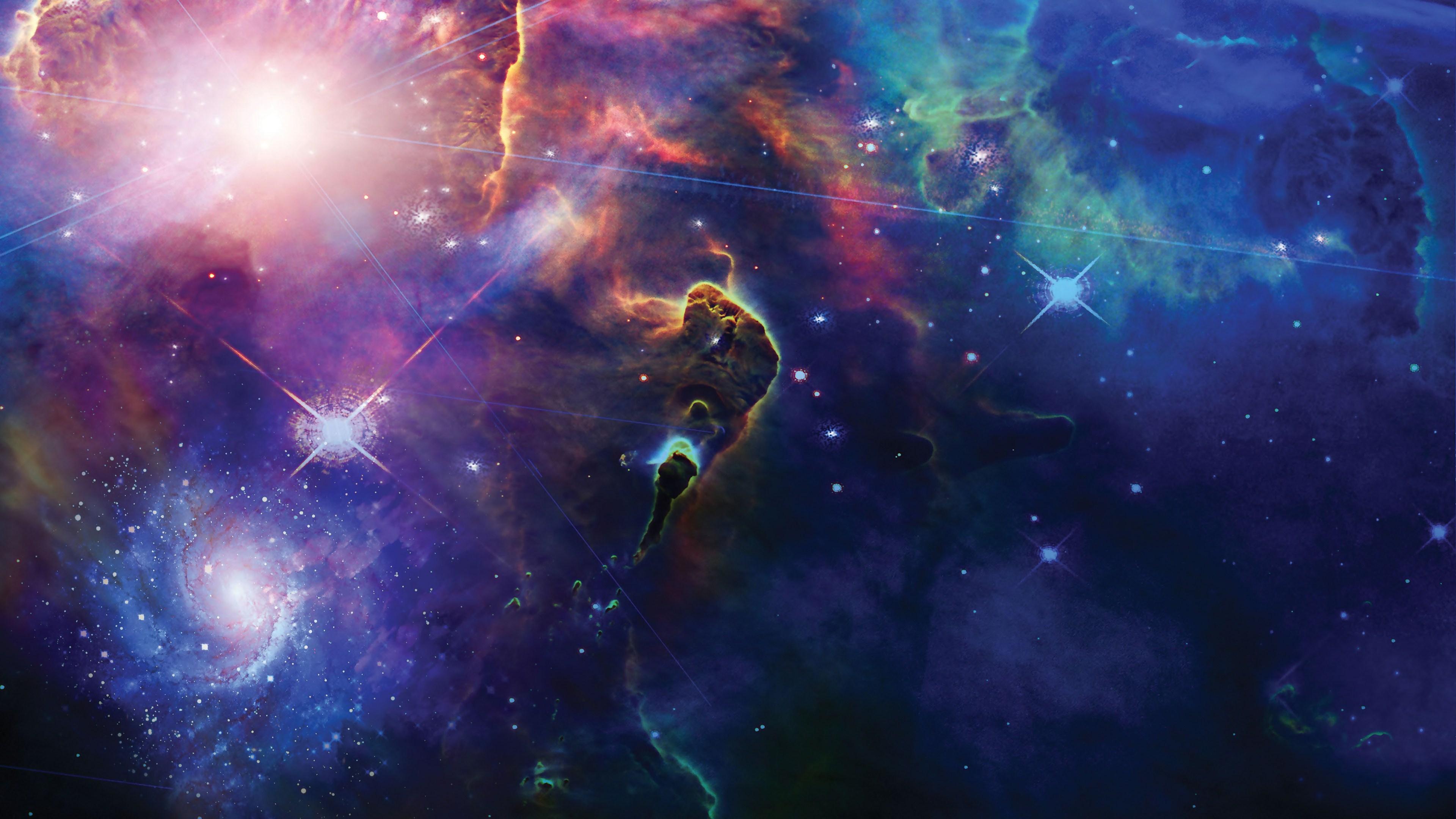 4K Nebula (page 3) - Pics about space