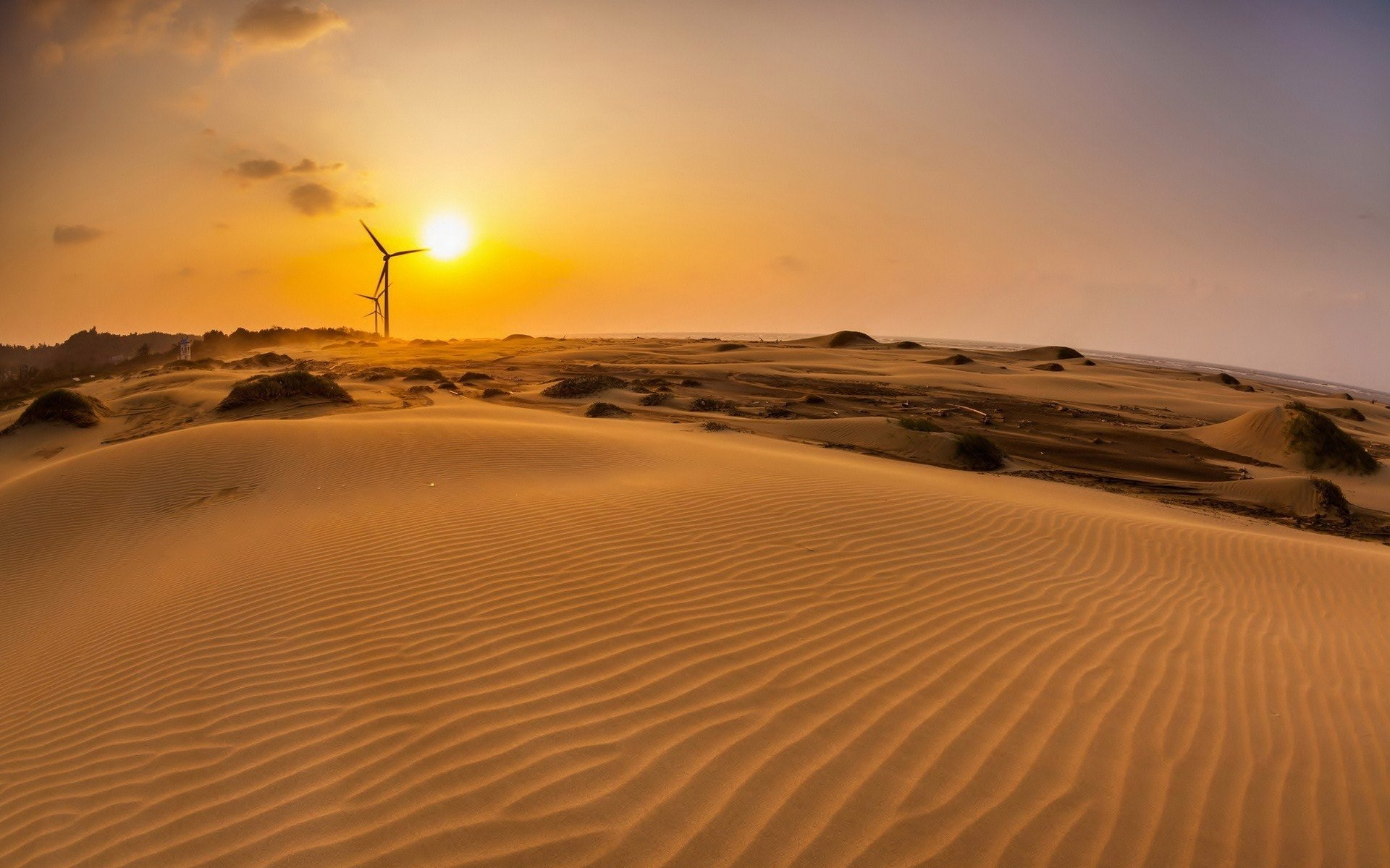 Desert Full Hd Wallpaper And Background Image 1920x1200