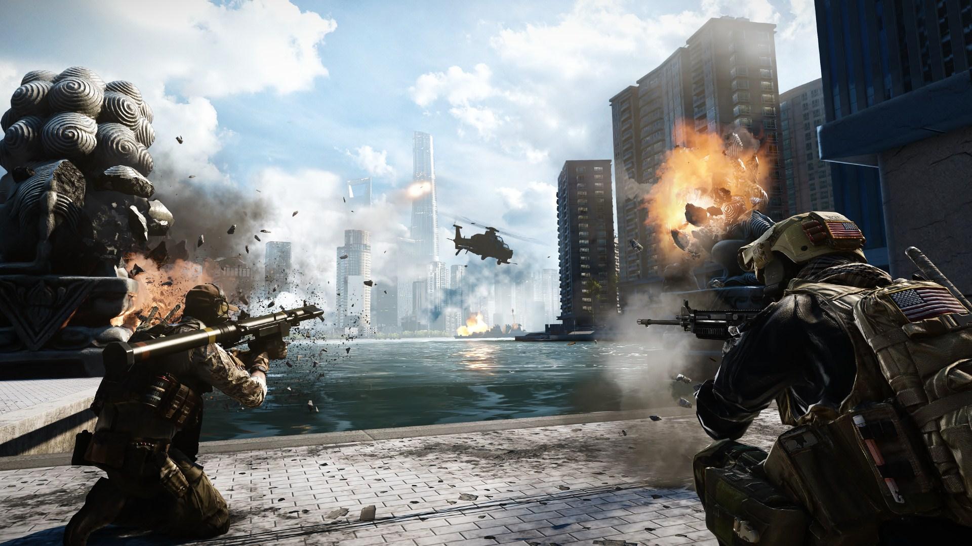Video Game - Battlefield 4  Wallpaper