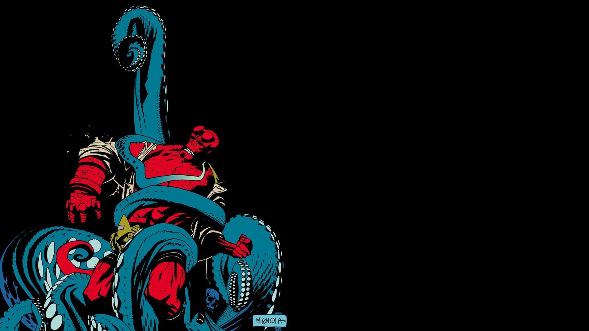 hellboy wallpaper id 469784 wallapper abyss