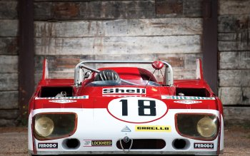Vehicles - Alfa Romeo Tipo 33 Wallpapers and Backgrounds ID : 469105