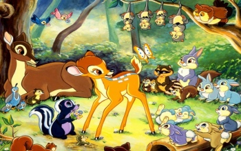 Movie - Bambi Wallpapers and Backgrounds ID : 469311