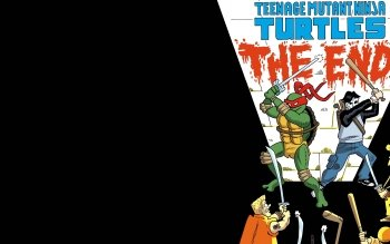 Комиксы - Tmnt Wallpapers and Backgrounds ID : 469499
