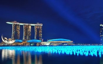 Man Made - Marina Bay Sands Wallpapers and Backgrounds ID : 469691