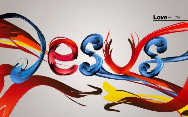Religious Jesus HD Wallpaper | Background Image