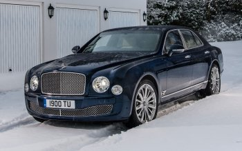 10 2013 Bentley Mulsanne HD Wallpapers | Background Images ...