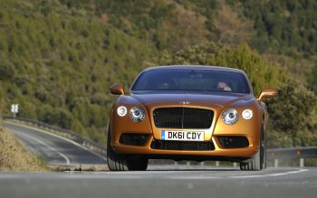 Vehicles - 2013 Bentley Continental GT And GTC V8 Wallpapers and Backgrounds ID : 470804