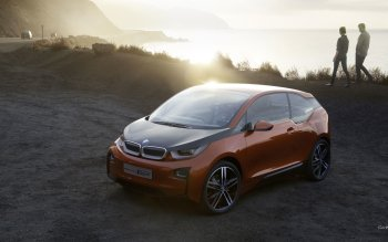 Vehicles - BMW I3 Concept Coupe Wallpapers and Backgrounds ID : 470910